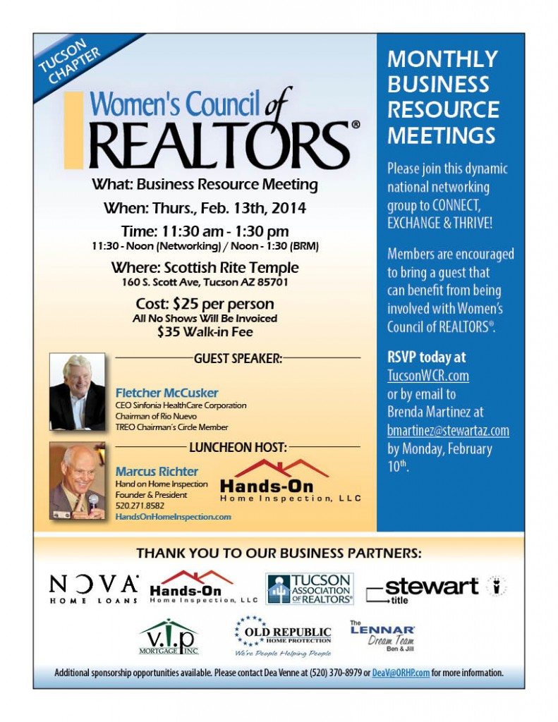 WCR monthly luncheon flyer2